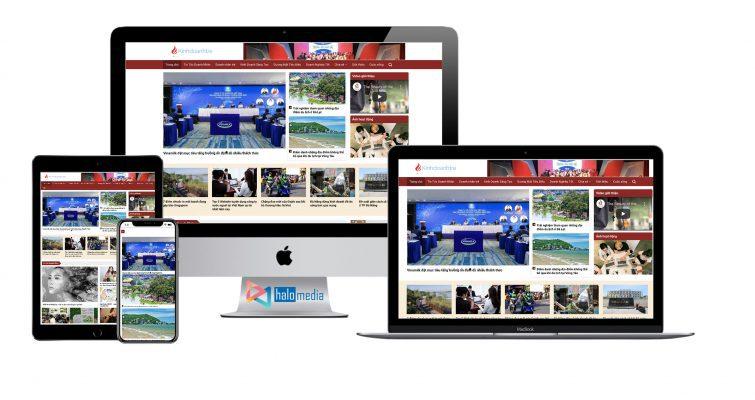 Website Tin tức Kinh doanh - Khởi nghiệp